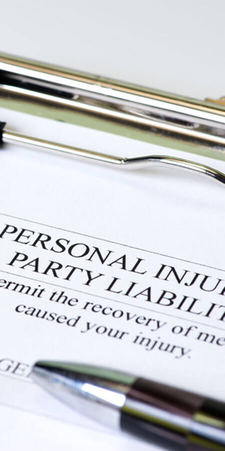 Personal Injury Document